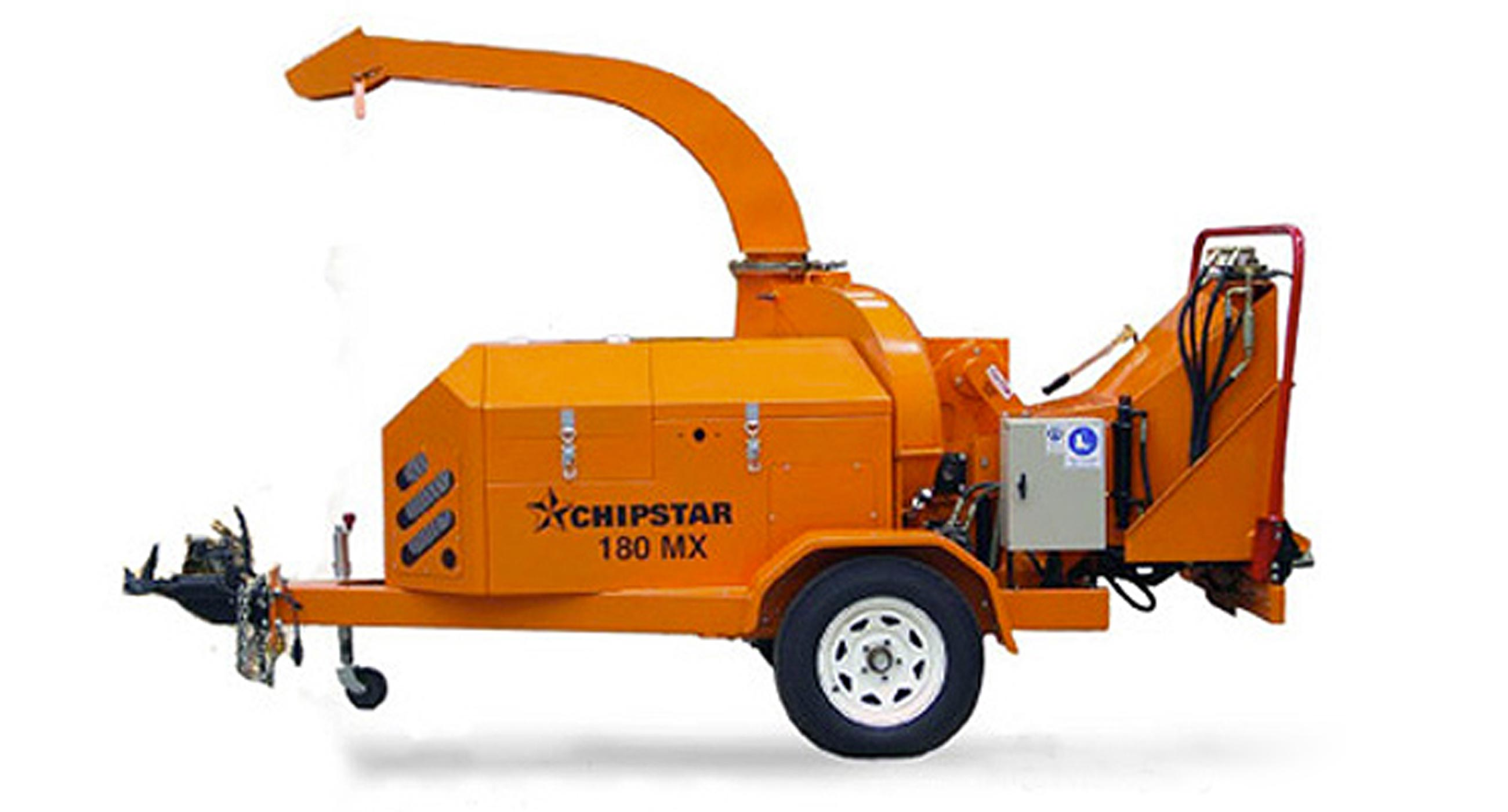 Chipstar 180 MX Chipper Mulcher
