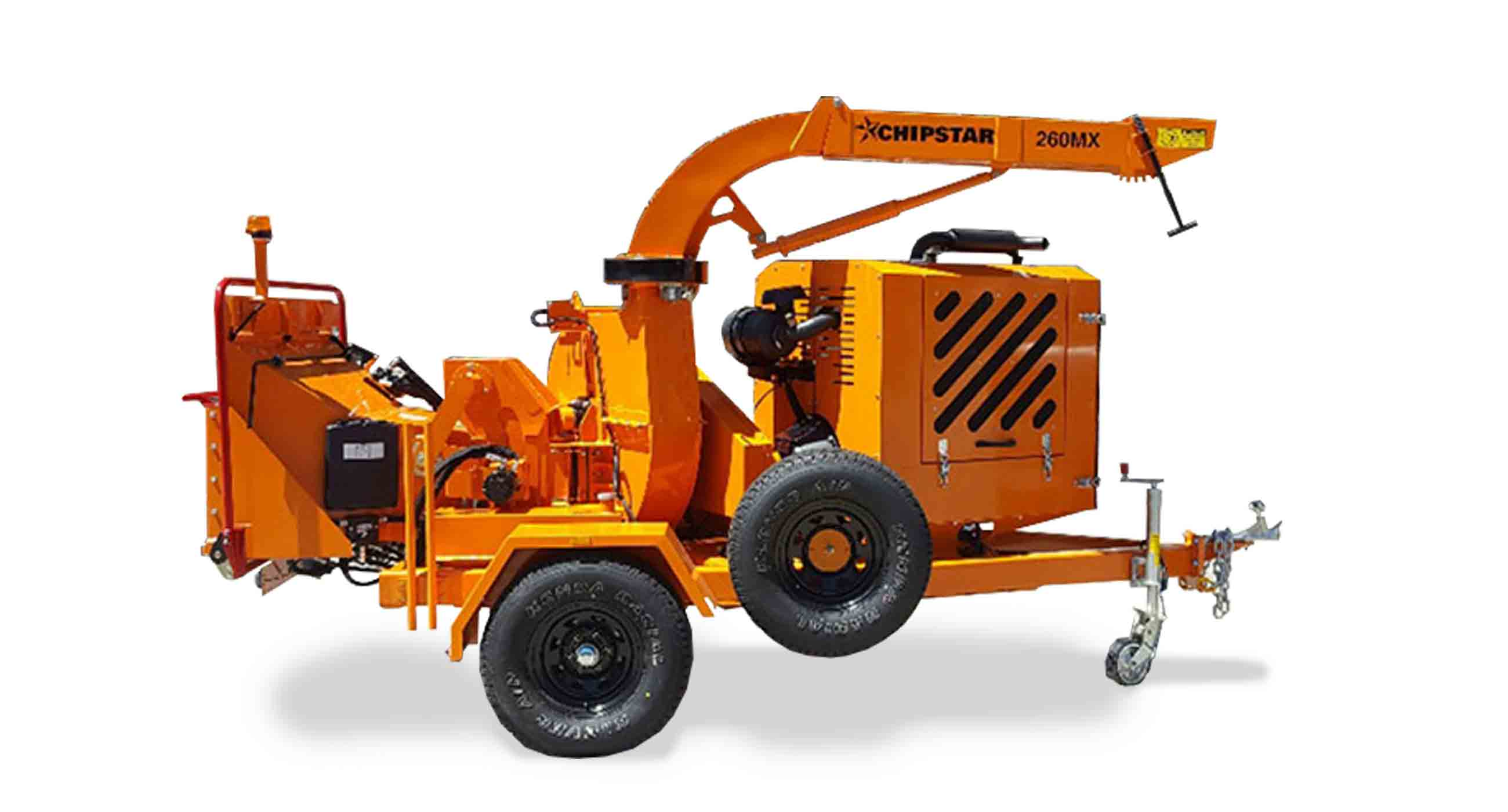 Chipstar 260 MX Chipper Mulcher