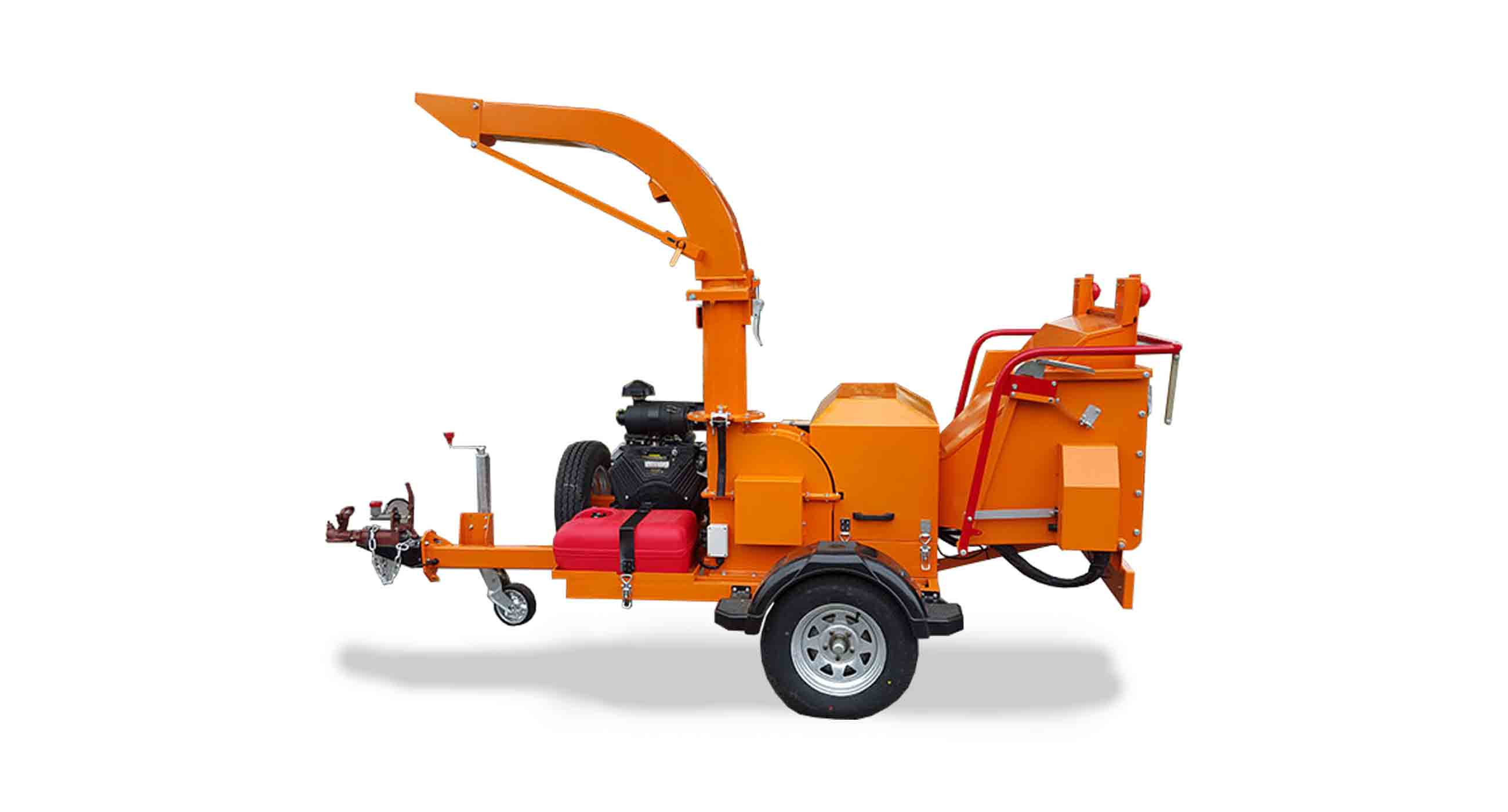 Chipstar Vortex 6inch Drum Chipper Mulcher