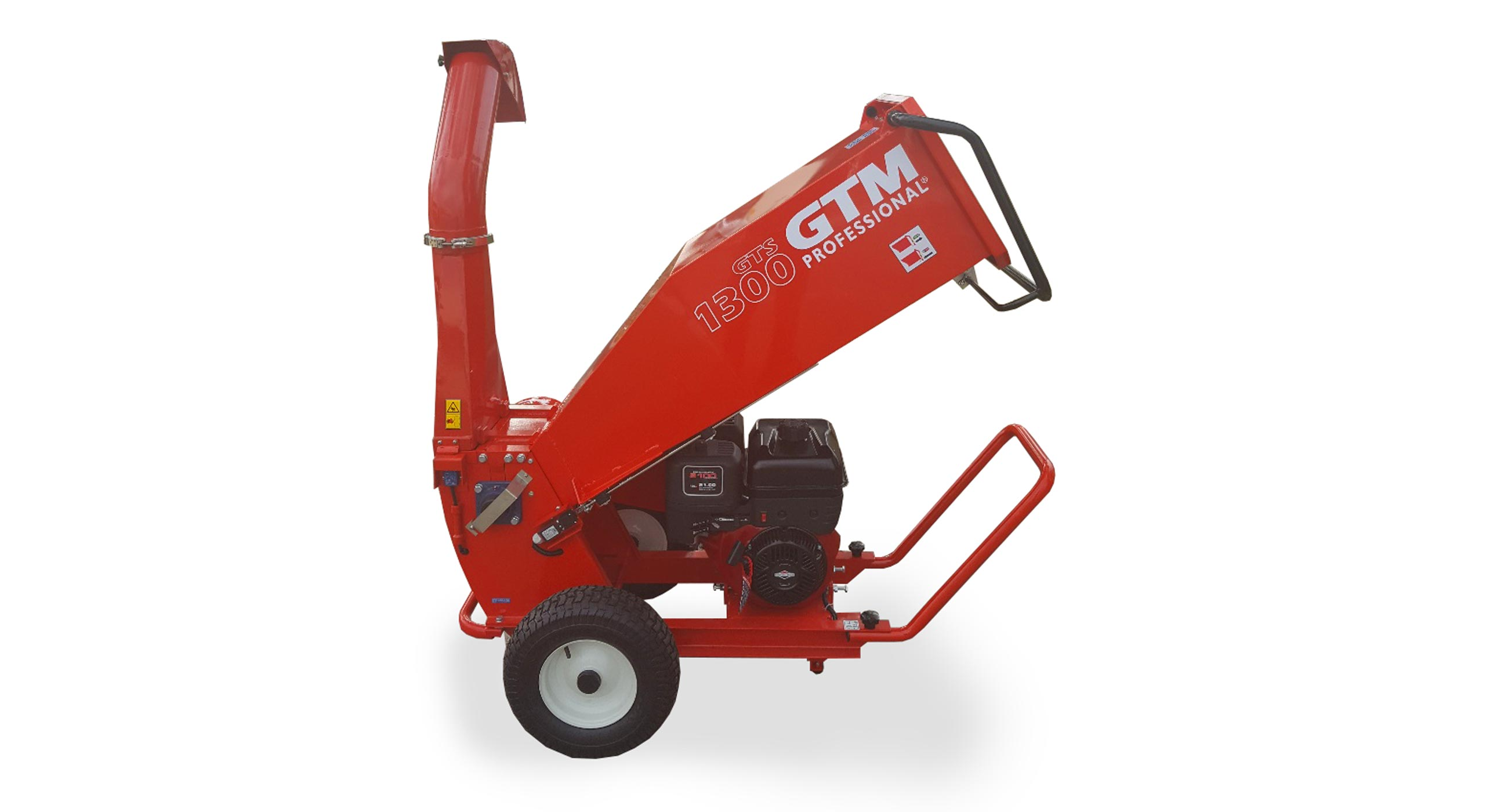 GTS1300 Advanced Chipper Mulcher