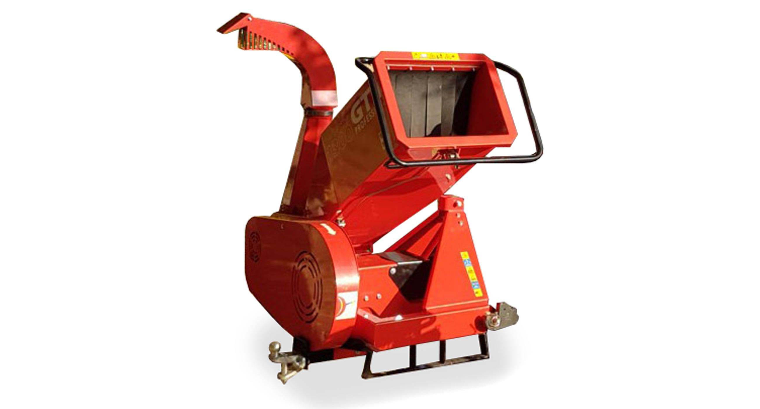 GTS1300 PTO Chipper Mulcher