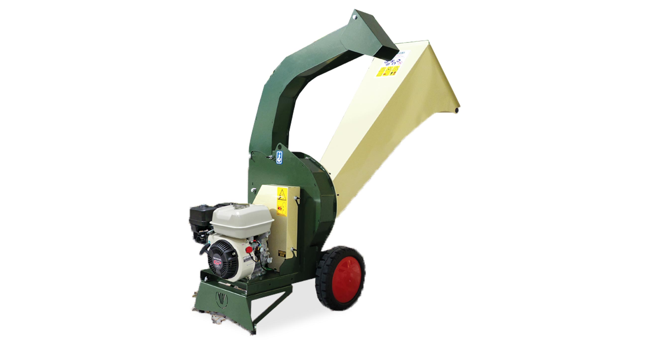 Negri R095 Chipper Mulcher