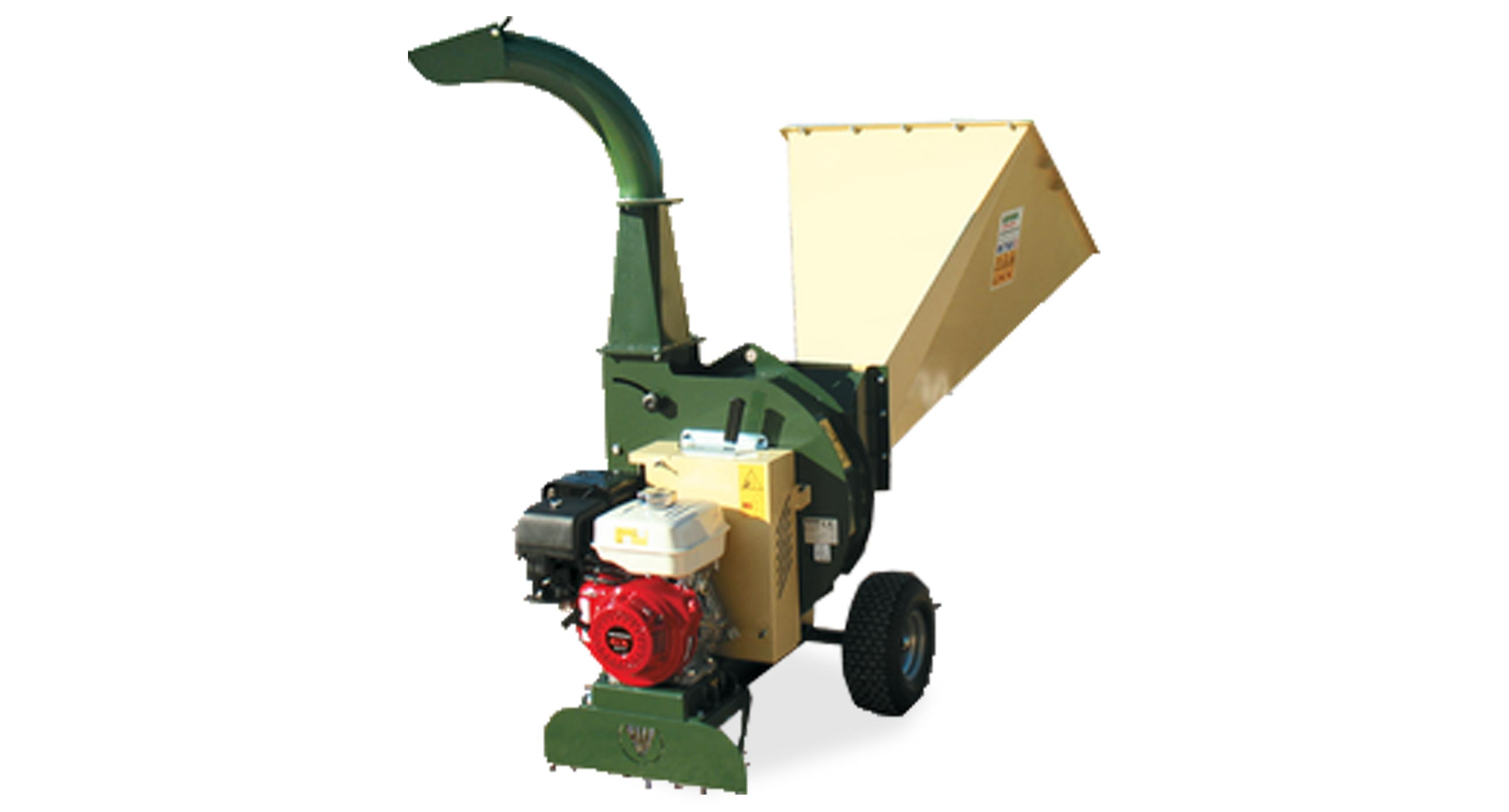 Negri R185 Chipper Mulcher